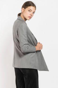 Maroon Coat, Wool Coat, Women Coat, Bohemian Coat, Minimalist Clothing, Long Sleeve Coat, Office Coat, Winter Coat, Suit Coat,Straight Coat