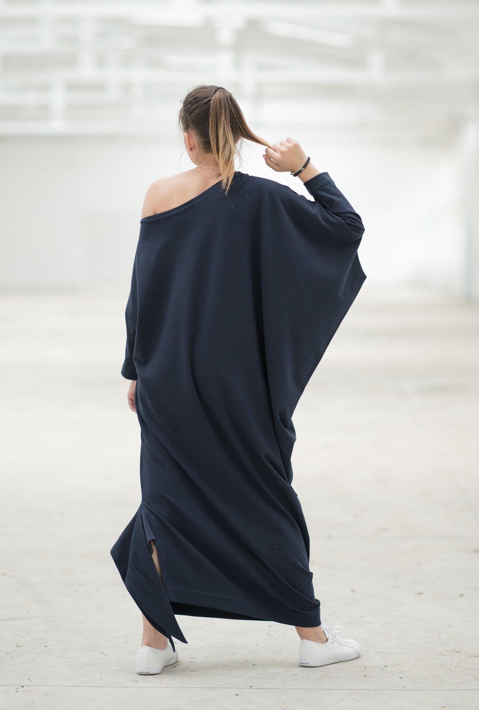Off The Shoulder Maxi Dress - ALLSEAMS