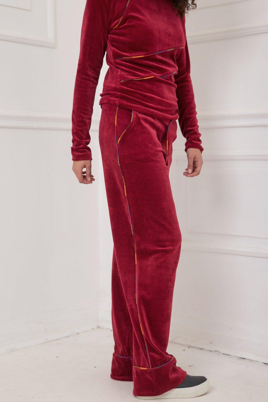 0270dcb8f25764 Pants For Women, Velvet Pants, Plus Size Clothing, Wide Leg Pants, Palazzo