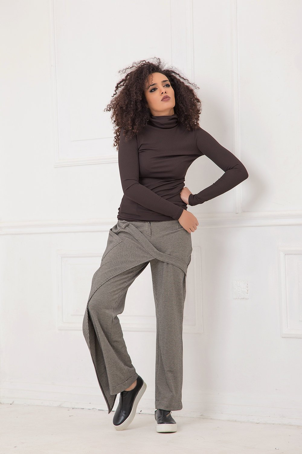 Pants For Women, Gray Pants, Plus Size Clothing, Extravagant Pants, Formal Pants, Woman Trousers, Cotton Pants, Winter Pants, Gray Trousers
