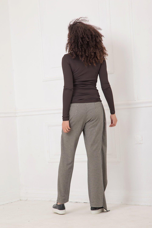 Pants For Women, Gray Pants, Plus Size Clothing, Extravagant Pants, Formal Pants, Woman Trousers, Cotton Pants, Winter Pants, Gray Trousers