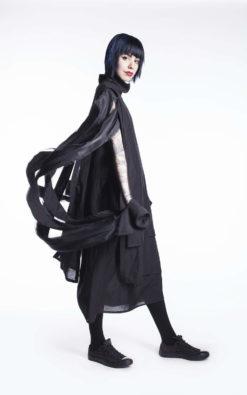 New Summer Black Dress, Loose Black Dress, Black Boho Dress, Black Cocktail Dress, Evening Dress, Bohemian Dress, Black Maxi Dress