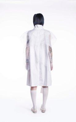 New White Tunic Dress, Summer Tunic Dress, White Blouse, Cotton Top, Over Sized Top, Maxi Tunic Dress, Short Sleeve Shirt, White Party Tunic