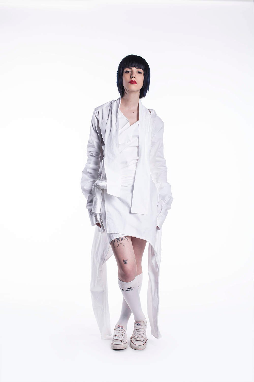 93ecf2621265d2 Avant Garde Tunic Dress - ALLSEAMS