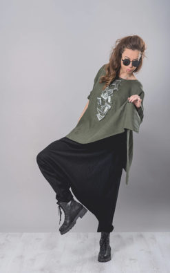 Linen Pants Women, Linen Clothing, Women Harem Pants, Drop Crotch Pants, Ninja Pants, Thai Pants, Baggy Pants, Low Crotch Pants,Genie Pants