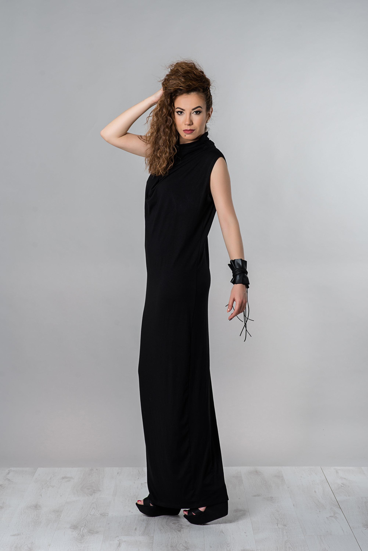 2b2d09686cb67 Sleeveless Column Dress