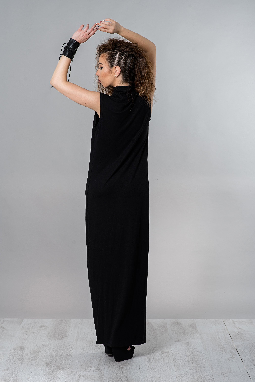Sleeveless Column Dress - ALLSEAMS