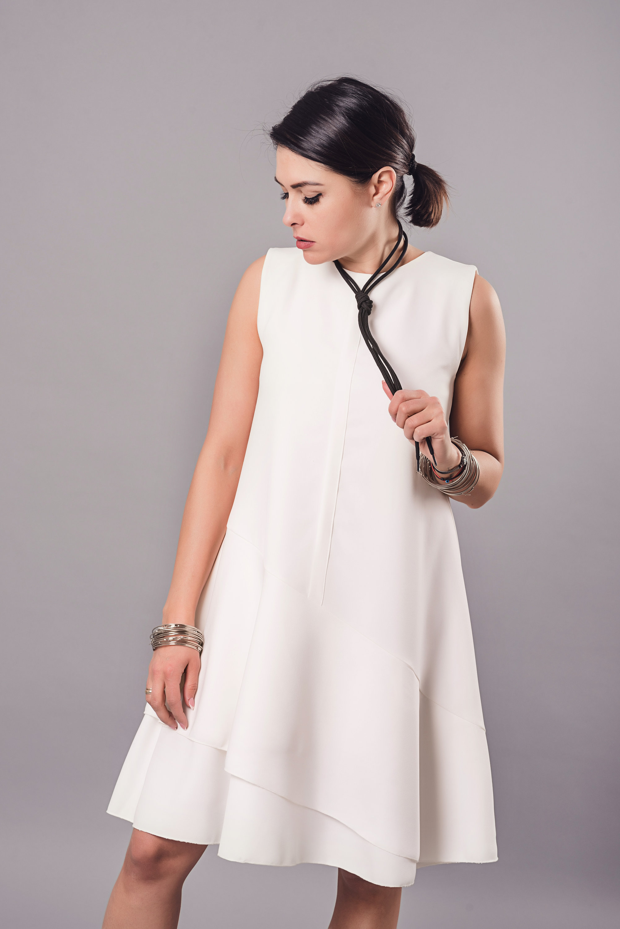 Minimalist Midi Dress - ALLSEAMS