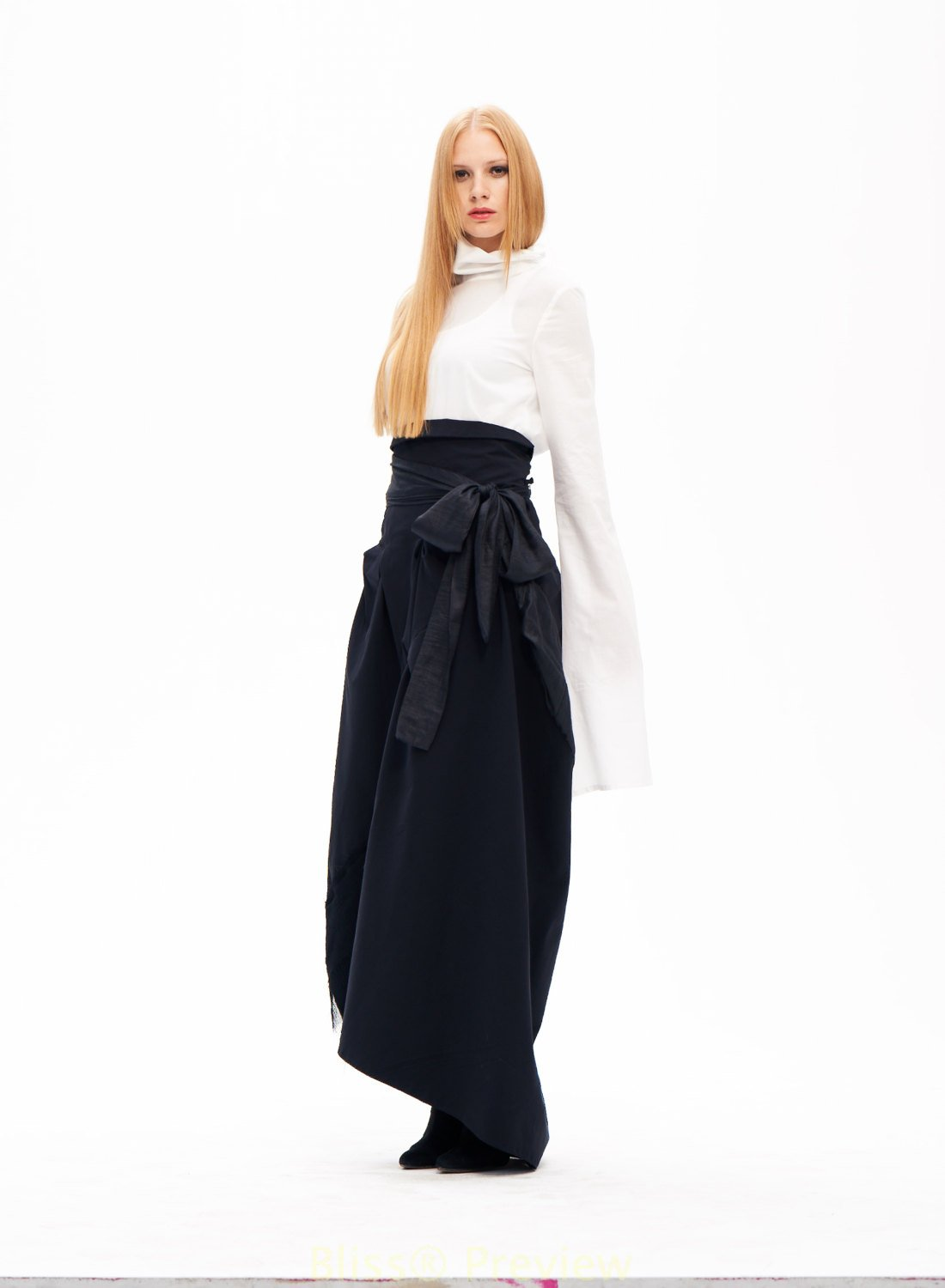 170d1ccbe67 High Waist Maxi Skirt