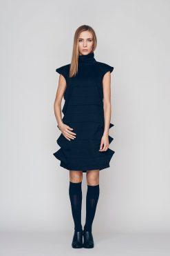 Little Black Dress, Summer Dress, Minimalist Dress, Midi Dress, Geometric Dress, Short Dress, High Neck Dress, Bridesmaid Dress, Boho Dress