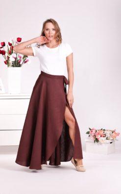 Maxi Tulip Skirt