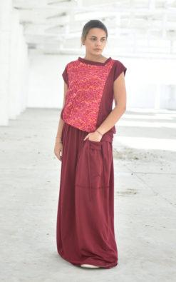 Set - Shirt And Skirt