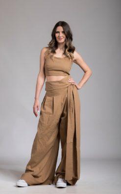 Long Linen Pants, Wide Leg Pants, Loose Pants, Casual Pants, Linen Trouser, Summer Linen Pants, Soft Linen Pants, Maxi Pants