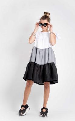 Midi Oversized Dress