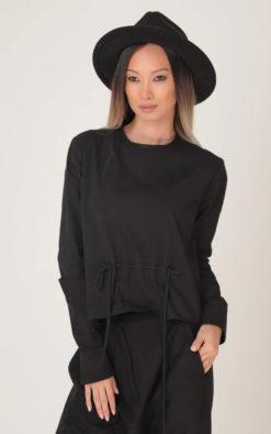 Black Blouse, Women Blouse, Winter Blouse, Cotton Blouse, Long Sleeve Blouse, Plus Size Clothing, Poplin Blouse, Plus Size Blouse, Adeptt