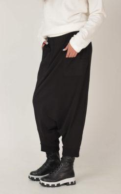 NEW Black Harem Pants, Drop Crotch Pants, Wide Leg Pants, Winter Pants, Plus Size Clothing, Low Crotch Pants, Comfy Pants, Lounge Adeptt
