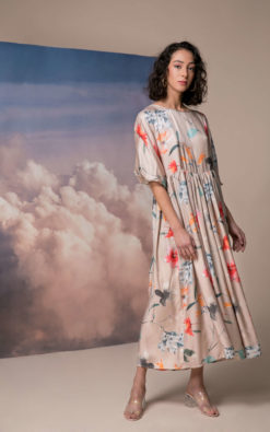 Floral Maxi Dress, Puff Sleeve Dress, Summer Maxi Dress, Maternity Dress, Maxi Dresses for Women Boho, Vintage Style Dress, Boho Dress