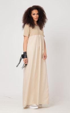 Beige Maxi Dress, Abaya Kaftan Dress, Beige Long MASUMI Caftan, Plus Size Clothing, Summer Boho Dress, Oversize Dress, Plus Size Maxi Dress
