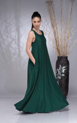 Oversized Dress, Long Summer Dress, Dresses for Women, Maxi Dress for Women, Plus Size Dress, Summer Dress Women, Boho Maxi Dress, Kaftan Dress, Plus Size Clothing, A line Dress, Green Dresses, Flare Dress Woman, Sleeveless Dress