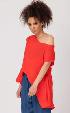 One Shoulder Tunic