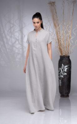 Linen Kaftan Women, Linen Maxi Dress, Linen Abaya for Women, Linen Dress Women, Long Linen Dresss, Oversized Dress