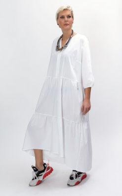 Oversized shirt dress, Black cotton tunic dress plus size clothing, Black long sleeve shirt dress,