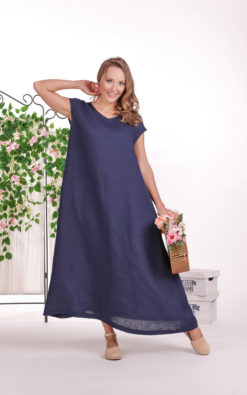 Linen Summer Dress, Loose Maxi Dress, Maternity Dress, Plus Size Linen, Oversize Dress, Plus Size Clothing, A Line Dress, Simple Linen Dress