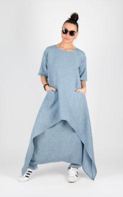 Harem Set - Tunic And Pants