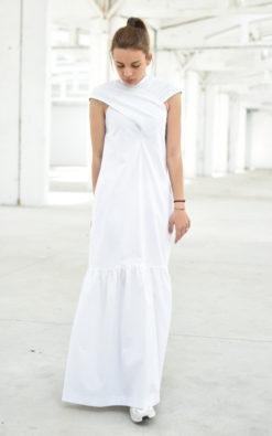 Linen Summer Dress, Avant Garde Dress, Linen Clothing For Women, Linen Boho Dress, Plus Size Clothing, Linen Wedding Dress, Beach Dress